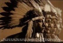Native American / by Marie Murgatroyd