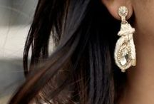 Jewels on Jewels on Jewels / From the boldest statement baubles to the most delicate, feminine pieces, here is where you find the best fashion jewelry.