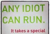 I LOVE Running / by Jennifer Mattingly