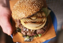 Burgers / by Tricia Jagusch