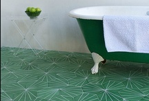 bath & shower / bathrooms and more / by Julia Bieler
