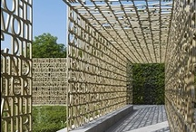 landscaping: structure / by Julia Bieler