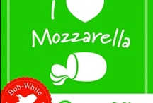 Farm-Fresh Mozzarella / If you're mad for mozzarella, take a look at this pinboard. / by Bob-White Systems