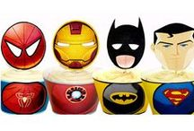 Super Hero Party / Every boy has a secret hero inside