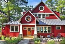 Color Schemes / Thinking about repainting your home but have no idea what color to choose? This is the place to start!
