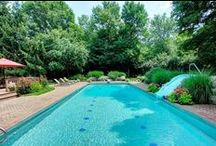 Swimming Pools / by Coldwell Banker Heritage Realtors