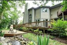 Exterior Spaces / by Coldwell Banker Heritage Realtors