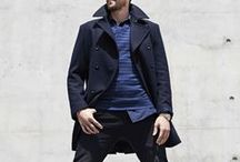 Men's Style / Everything the stylish gentleman needs in his closet. Sharp looks for work and all weekend long.