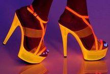Blacklight and UV Fashion
