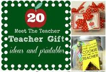 Teachers/Coaches / by Krista Barrie