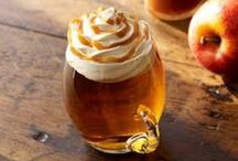 Fall hot Drinks / by Stephanie Weemhoff