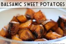 Side Dish Recipes / by Stephanie Weemhoff