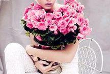 Flower Power / Flower Decor Inspiration