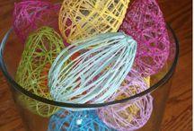 Kids' Crafts & Activities: Easter / by Kim Lassiter