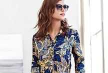Summer Lovin' / Inspiration for summer chic.  All the best parts of the season—vivid colors, fun prints, classic styles for work and weekend. Whether you are taking a vacation or a staycation, find summer outfit ideas here.