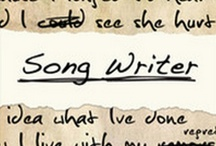 Cool Ideas/Most Around Songwriting & Inspiration  / by Ryan Keeton