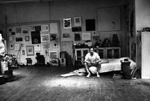 Bob Portraits / Photos and videos of Robert Rauschenberg / by Robert Rauschenberg Foundation on Pinterest