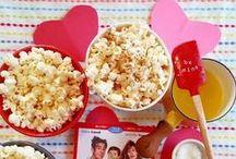 Family Movie Night Fun! / Family Movie Night Fun!