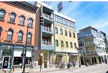 Downtown & Mt. Adams / Comey & Shepherd listings in Downtown Cincinnati and Mt. Adams