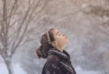 Winter Bliss! / Everything winter! Absolutely love snuggly fashion, outdoor fun and food! Enjoy!