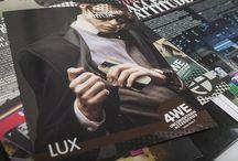 Advertising / Comunicazione per le aziende. Creatività ed esperienza per cataloghi, campagne pubblicitarie, packaging e molto altro.