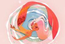 Mermaids / by Carmen