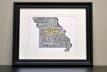 Show-Me Missouri / things I <3 about Missouri / by Nikki Mouser