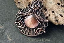 Jewelry - Wire / by Candy Grammel