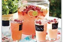 Recipes - Drinks / by Abby Smith