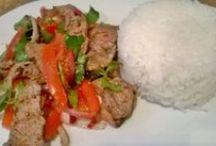 ∙ Asian Cuisine ∙ / by Neta Sayarath