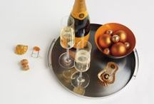 DWR Champagne Chair Contest / After you toast to the holidays this year, save those champagne bottles to create your rendition of the modern chair. / by Design Within Reach
