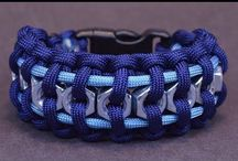Paracord / Paracord creations.  / by Jamie Turnbull