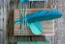 wrapping ideas / by Cindy Beglin
