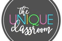 The Unique Classroom / My philosophy on teaching is that if kids can't learn the way we teach, we must teach them the way they learn. If you like what you see, please follow me :)