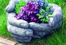 yard art / by Cindy Beglin