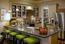 kitchen ideas / by Cindy Beglin