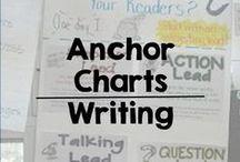 Anchor Charts - Writing
