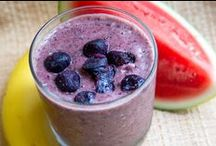 Recipes - Smoothies & Shakes / by Abby Smith