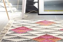 Textiles / Floor coverings to tapestries – this a place for all things woven. / by Design Within Reach