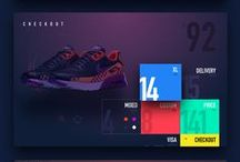 Web & App Design / The best of the best of web & app design. Layout, palette, type, & function.