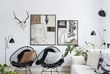 • living spaces • / home living space