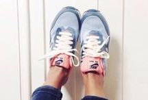 • trainers • / sneakers + trainers + anything comf