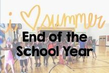 End of the School Year