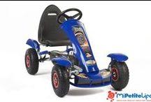 Karts de pedales / Mucha diversión y ejercicio combinan con este genial kart go a pedales!