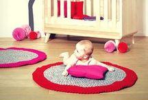 Alfombras / Alfombras ideales para conseguir una decoración perfecta para las habitaciones infantiles.