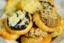 pečení - koláče, kynuté těsto / dorty, zákusky a sladkosti