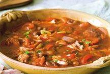 recepty - polévky / polévky, zavářky, dochucovadla