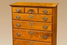 Chest of Drawers / Chest of Drawers in country, colonial and early American designs. They would well in a farmhouse or a contemporary home.