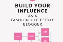 Make Money Blogging / How to make money off of your fashion and lifestyle blog. // entrepreneur, creative entrepreneur, grow your traffic, influencer marketing, affiliate marketing, brand collaborations, sponsored, passive income, income report, grow your following, monetize, product sales