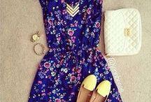 Spring + Summer Fashion